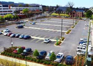 Parking Lot 15D Overview