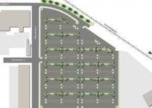 Scheme 1 Remote Parking Lot