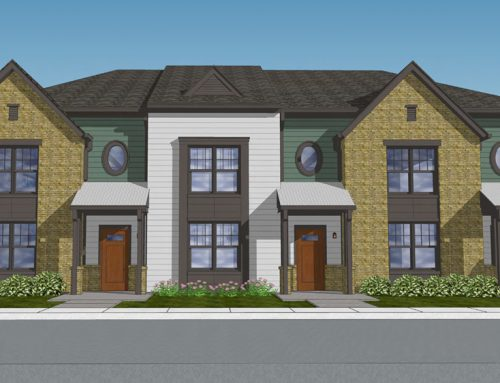 WOODLAWN TOWNHOUSE DEVELOPMENT